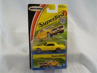 Matchbox 2004 Cougar Superfast