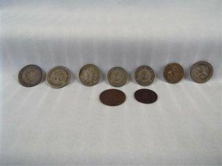 International Coins  1800 s Era  9