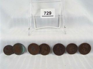 International Coins  1800 s Era  7