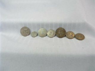 Middle East  Australia Coins  7