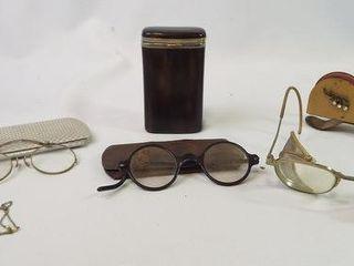 Glasses  Cases  Cigarette Case