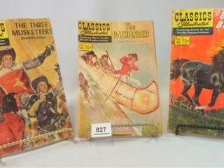 Comic Books   Classics Illustrated  3