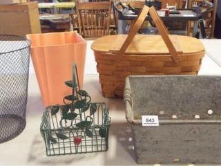 Baskets  Buckets  5