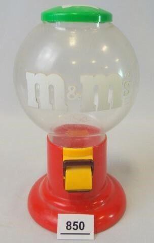 M M Dispenser  Plastic  1991