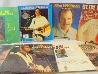 Records  Slim Whitman  11