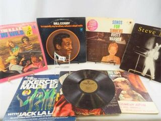 Records  Comedy  Other  8