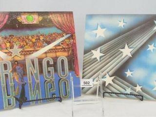 Record Album  Ringo Starr  with Catalog