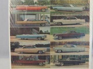 1963 Cadillac Advertising  14 x 10