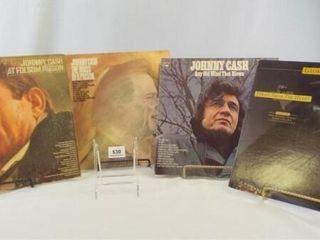 Records  Johnny Cash  3  George Strait