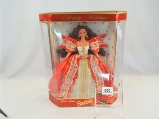 1997 Holiday Barbie in box