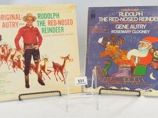Records  Gene Autry Christmas  2