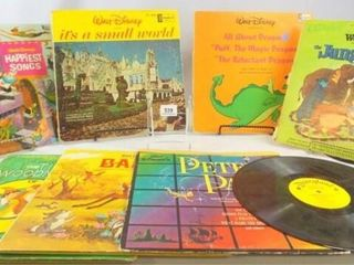 Records  Walt Disney Albums  8