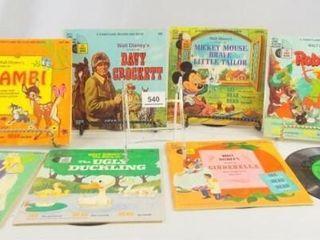 7  Disney Records   Books  7
