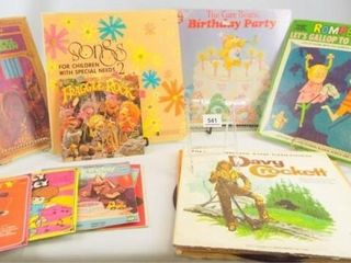 7    12  Children s Records  10