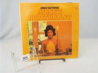 Record Album  Arlo Guthrie