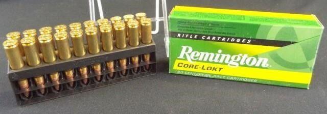 Remington 300 SAV Rifle Cartridges
