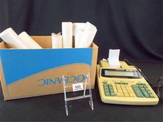 Victor 1240 Adding Machine  Paper
