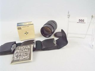 JCPenny lense  Hoya Close Up Set