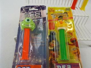 PEZ Dispensers  2000 s  4  2 in package