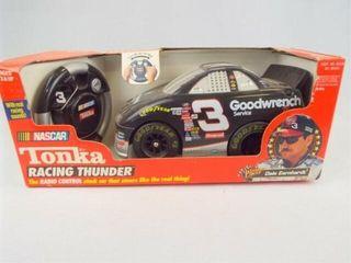 Tonka Nascar Racing Thunder Car in box