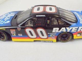 1998 Nascar Buckshot Jones Stock Car in box