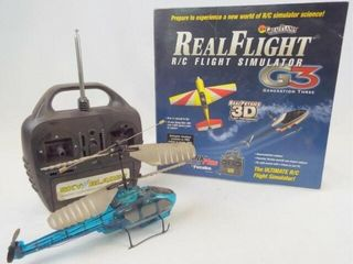 Flight Simulator  RC Helicopter