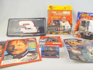 Dale Earnhardt Collectibles  8