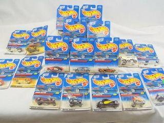 Hot Wheels 1999 in package  18