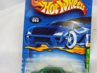 Hot Wheels 2001 Treasure Hunt Series