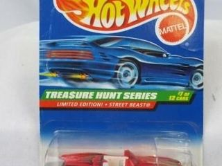 Hot Wheels 1997  Treasure Hunt Series