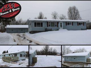 3 Bedroom 1 Bath Ranch Styled Home w/ Detached Garage - Ladysmith, WI