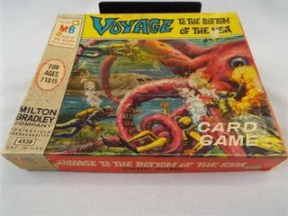 1964 Voyage IJ Bottom of the Sea Game