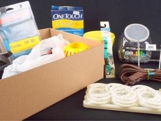 Household  Health  Pet Items   1 Box