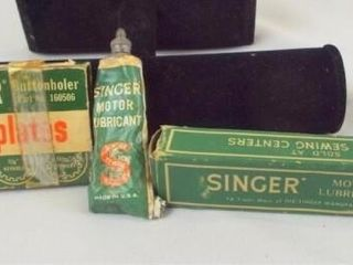 Singer Sewing lubricant  Template