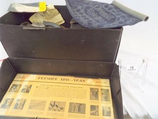 Spic Span Electric Vacuum in Box