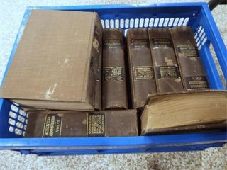 1909 Business Administration Book Set