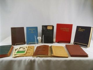 Hymnals  Church Songbooks  13