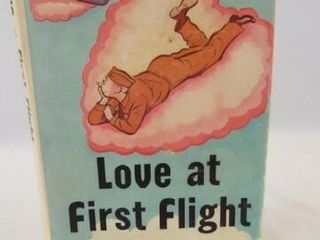 1943 love at First Flight  Spalding  Carney
