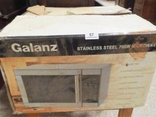 Galanz 700W Microwave  in box
