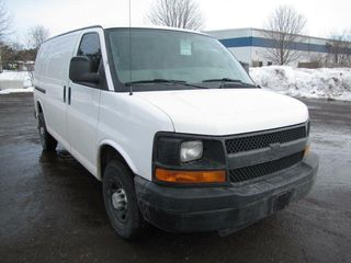 2008 CHEVROlET EXPRESS 2500 212651 KMS