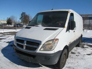 2009 DODGE SPRINTER 449973 KMS