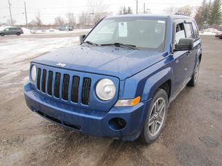 2009 JEEP PATRIOT 231390 KMS