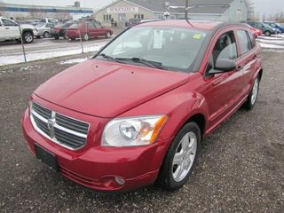 2008 DODGE CAlIBER 119590 KMS