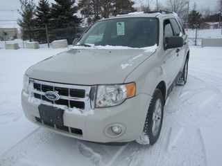 2008 FORD ESCAPE 211239 KMS
