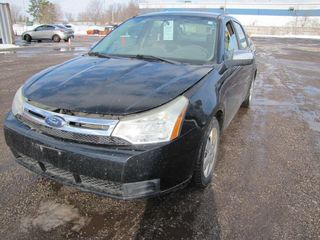 2008 FORD FOCUS 164353 KMS