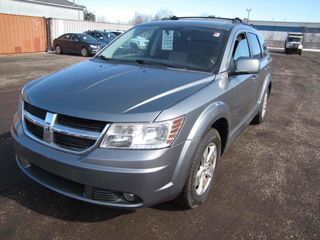 2009 DODGE JOURNEY 175888 KMS