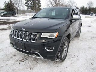 2016 JEEP GRAND CHEROKEE OVERlAND 132281 KMS