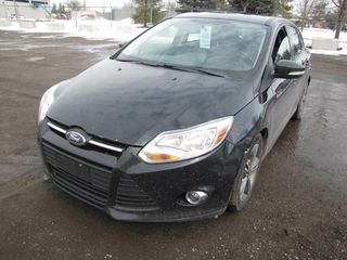 2014 FORD FOCUS 127455 KMS
