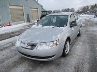 2007 SATURN ION 195167 KMS