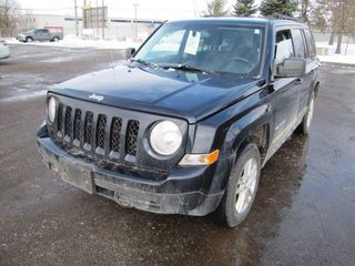 2011 JEEP PATRIOT 321544 KMS